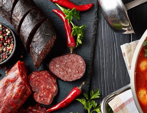 Jornadas gastronómicas de Castilla y León: carnes y embutidos