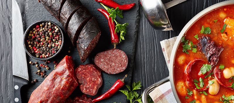 Jornadas gastronómicas en Castilla y León