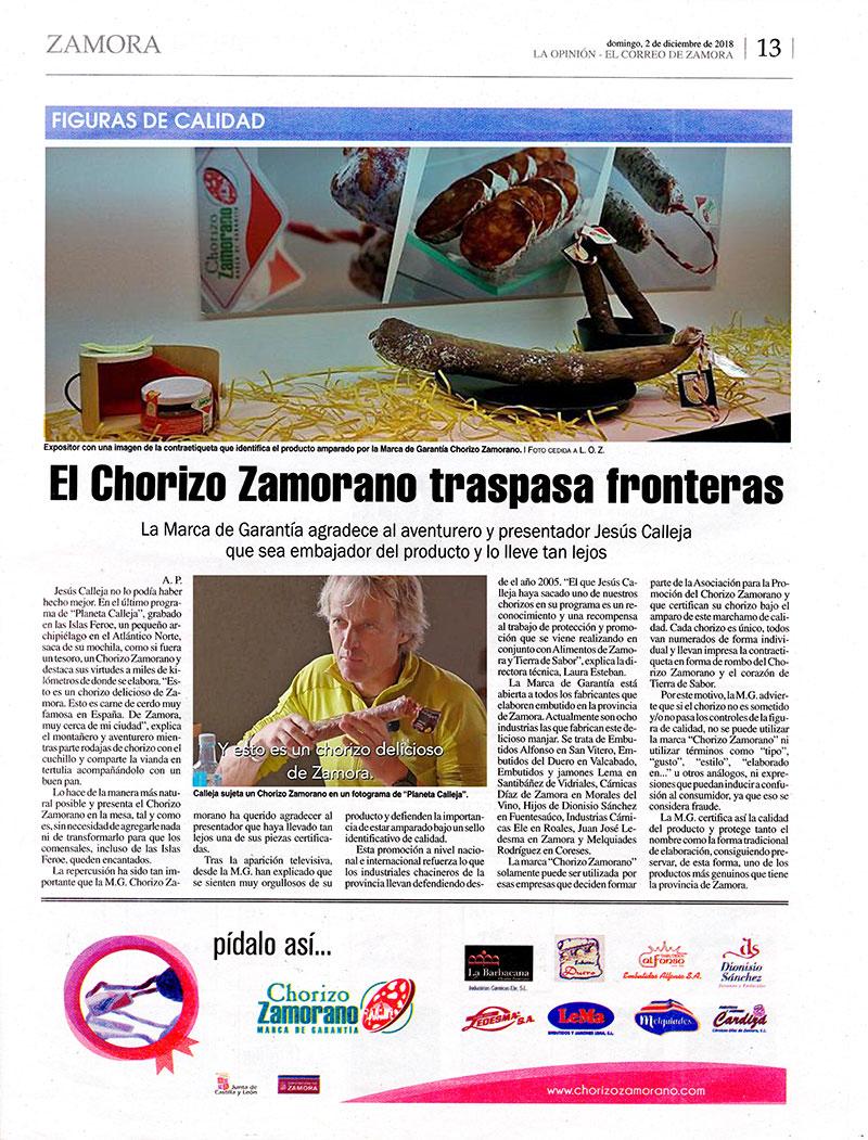 Periódico de Zamora